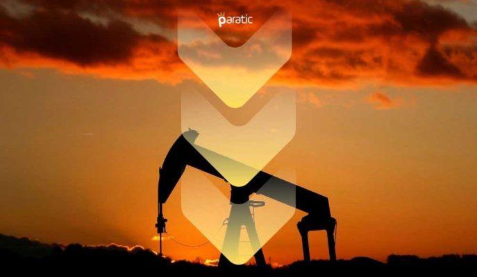 Ham Petrol Fiyatlarında %0,8'e Yakın Düşüş Gerçekleşti