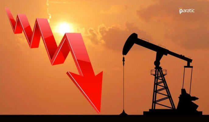 60 Dolar Altında Seyreden Ham Petrolün Haftalık Kaybı %10'u Aştı