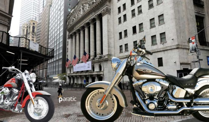 Harley Davidson Hisseleri, Biden Desteğiyle Açılışı %7,7 Yükselişle Yaptı