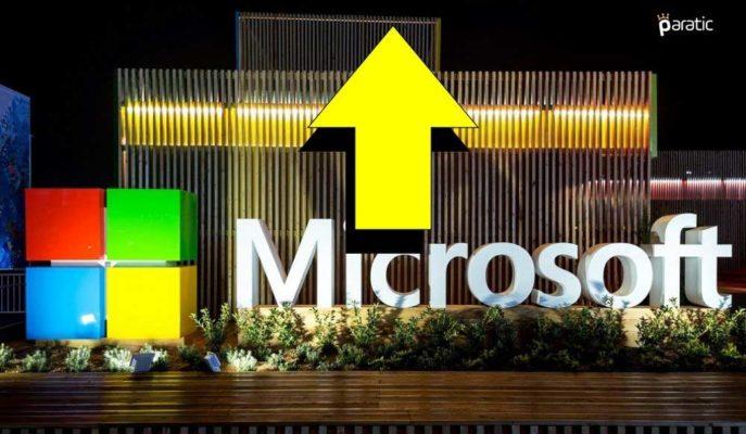 Microsoft Hibrit Çalışma Modelinin Detaylarını Paylaşırken, Hisseleri Yükseliyor