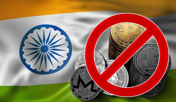 Hindistan'ın Kripto Paraları Yasaklamak için Katı Bir Yasa Hazırladığı Ortaya Çıktı