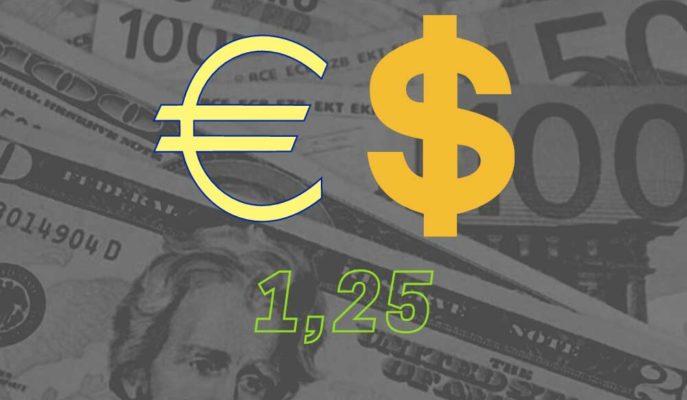 ING Ekonomistleri EUR/USD için 1,25'e Yükseliş Tahmin Ediyor