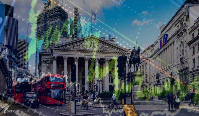 İngiliz Hisseler GSYİH'de Olumlu Revizyona Tepki Vermedi