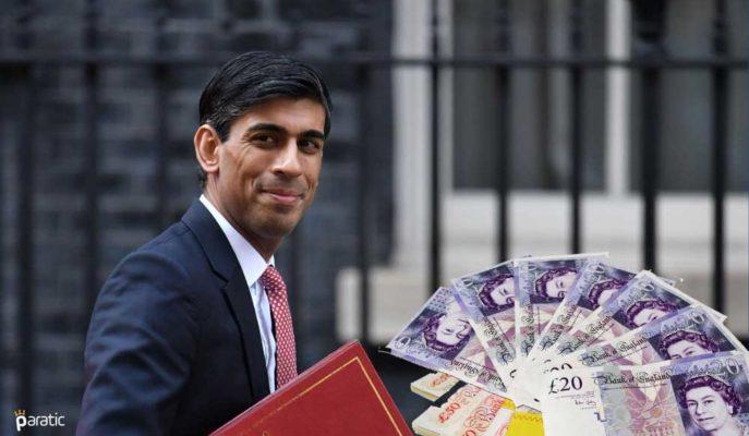 İngiltere Şansölyesi Sunak, İşini Kaybeden Yarım Milyon İnsanı Desteklemeli
