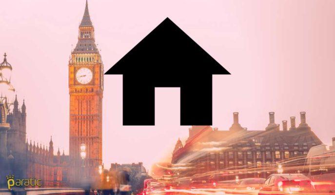 İngiltere'de Konut Fiyat Artışı Şubat'ta %6,9'a Yükselirken Belirsizlik Sürüyor
