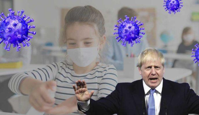 İngiltere'de Normalleşme Okulların Açılmasıyla Başlıyor
