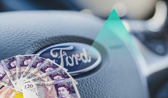 İngiltere'de Şubat'ta En Çok Aracı Ford Satarken Hisseleri Sevindirdi