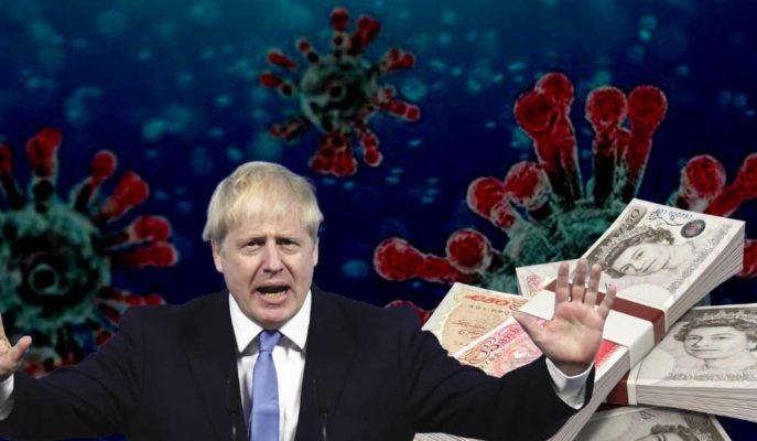 İngiltere'de Borçlanma Şubat'ta 19,1 Milyar Sterlinle Rekor Seviyede Kaldı