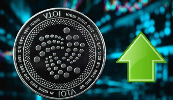 IOTA'nın Fiyatı Son 3 Yılın En Yüksek Seviyesine Ulaştı