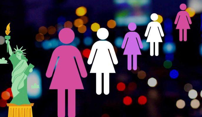İşgücüne Yeniden Giren Kadınlar ABD'de İyileşme için Çok önemli