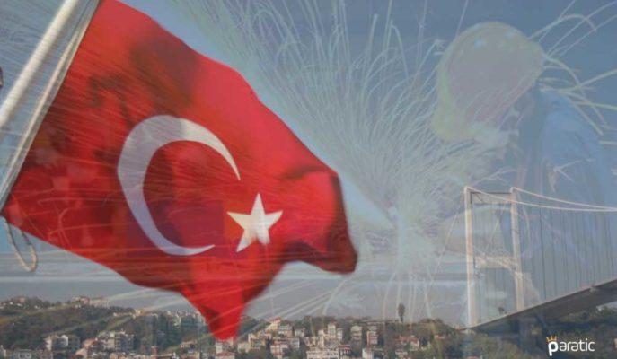 İSO Türkiye İmalat PMI Şubat'ta 51,7 ile Büyüme Bölgesinde Kaldı