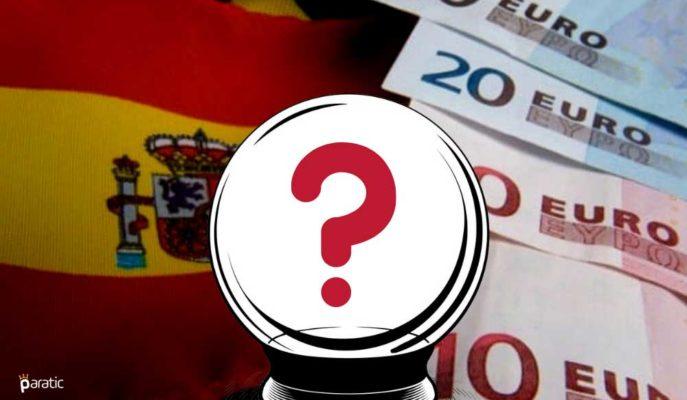 İspanya Merkez Bankası'na Göre Büyüme %6'ya İşsizlik %17'ye Çıkacak