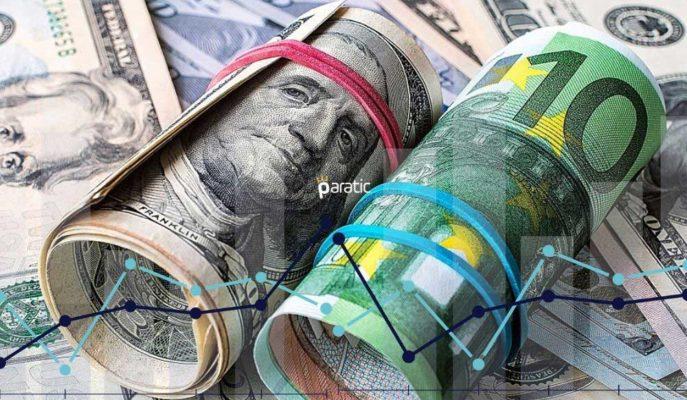 İşsizlik Öncesi Dolar 7,63, Euro 9,06'dan İşlem Görüyor