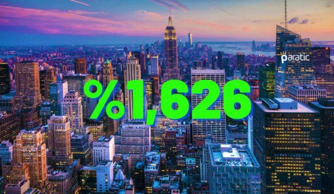 İstihdam Raporunun Ardından 10 Yıllık ABD Tahvil Getirisi %1,626'ya Yükseldi