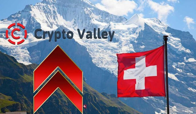 İsviçreli Crypto Valley'in Önde Gelen Şirketleri 200 Milyar Dolar Değer Kazandı