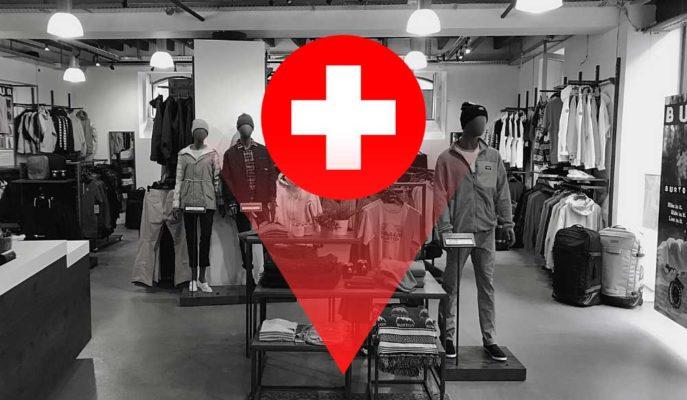 İsviçre'de Perakende Satışlar Ocak'ta 2. Dalga Etkisiyle Aylık-Yıllık Düştü