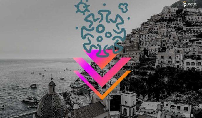 İtalya Ekonomisi 2021'in İlk Çeyreğinde Yine Daralacak