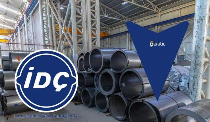 IZMDC Kodlu Hisseler Sınırlı Toparlansa da %6,5 Ekside Fiyatlanıyor