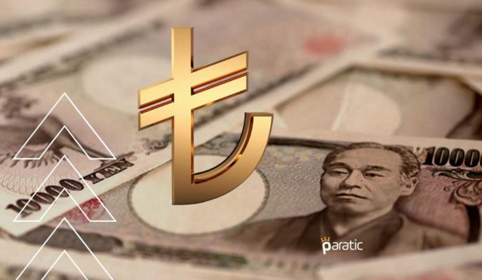 Japon Yeni %10,60 ile Türk Lirası Karşısında En Çok Değerlenen Döviz Oldu