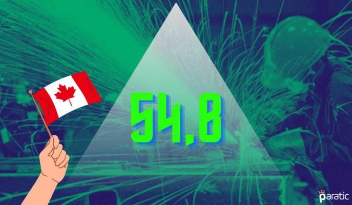Kanada İmalat PMI'ya Göre Fabrika Faaliyetleri Şubat'ta 8. Ayında Arttı
