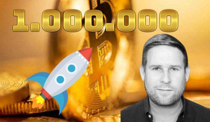 Kraken Başkanına Göre Piyasa Döngüsü Bitcoin'i 1 Milyon Dolara Götürüyor
