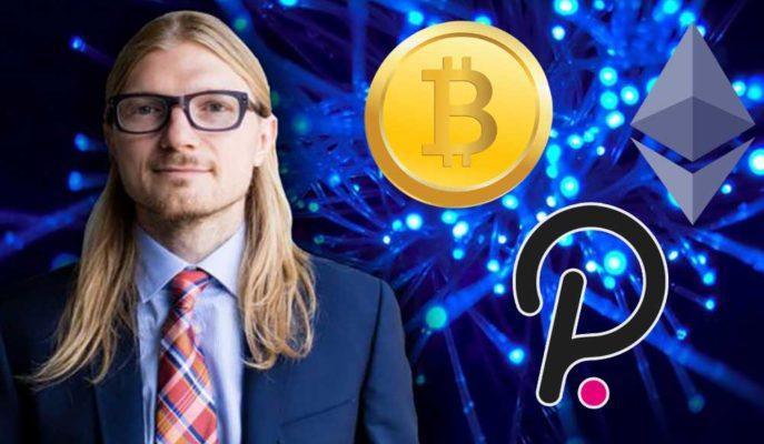 Kraken CEO'su Bitcoin, Ethereum ve Polkadot'un Geleceğini Değerlendirdi