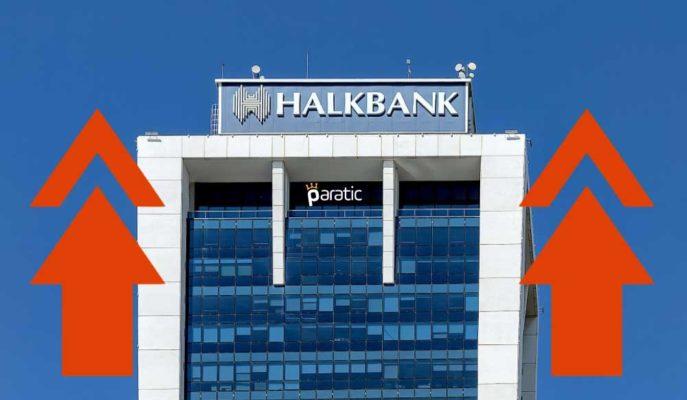 2,9 Milyon TL'lik Tahvilin 5. Kupon Ödemesini Yapan Halkbank Hisseleri %2 Artıda
