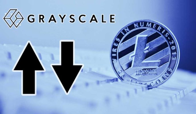 Litecoin, Grayscale'ın Yüksek Hacimli Alımlarına Rağmen Tepkisiz Kaldı
