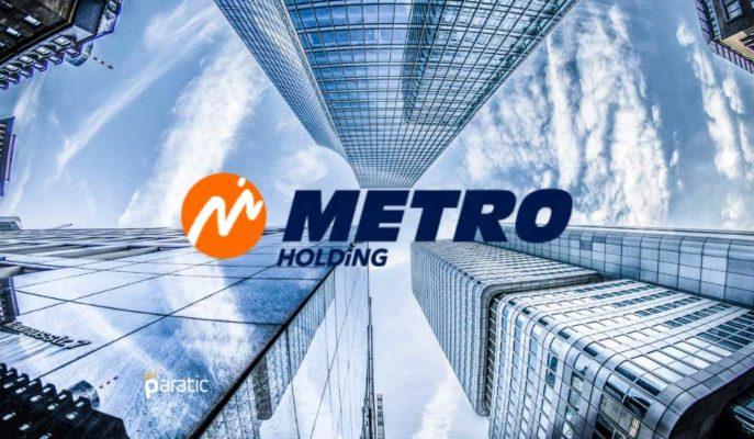 Metro Bedelli Sermaye Artırımı İzahnamesini Yayımlarken Hisseleri Düşüyor
