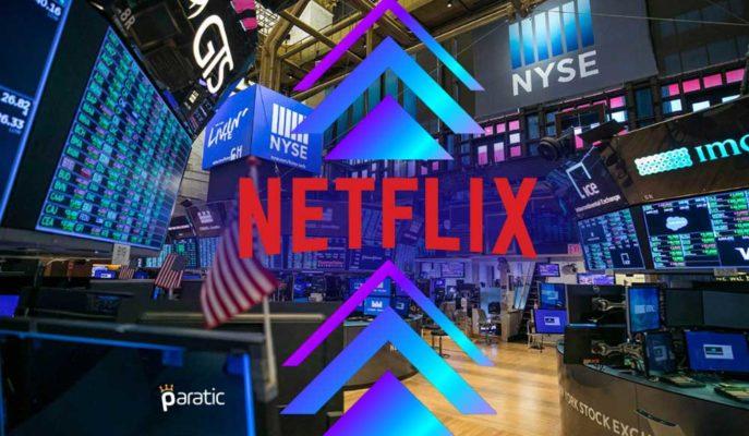 Netflix Hisselerindeki Yükselişle S&P 500, Sınırlı Kayıpla Seyrediyor