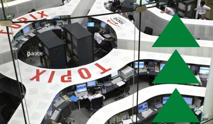 Nikkei 225 Endeksi İyi Gelen Sanayi Verileriyle Yükseliyor
