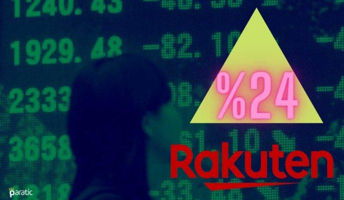 Nikkei Kazançlarını 5. Güne Genişletirken Rakuten %24 Yükseldi