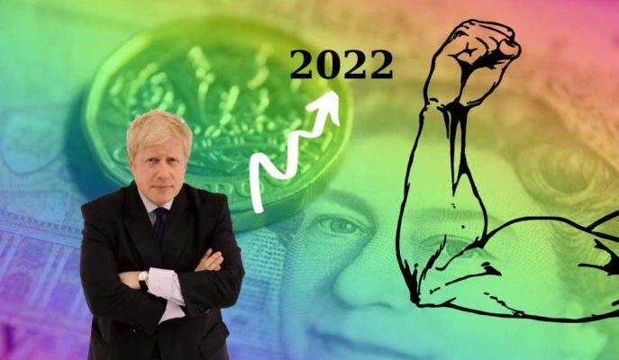 OBR'ye Göre İngiltere Ekonomisi Beklenenden Hızlı Toparlanacak