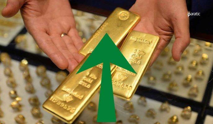 Ons Altın 1735 Dolarda Seyrederken, 1740 Direnci İzleniyor