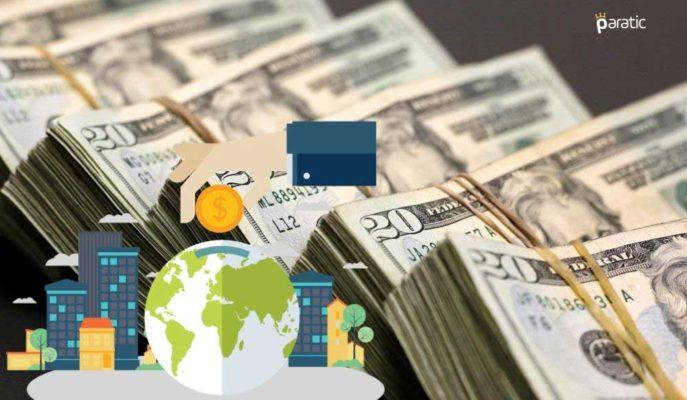Özel Sektörün Yurt Dışı Uzun Vadeli Kredi Borcu 164,1 Milyar Dolara Geriledi