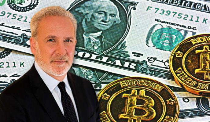 Peter Schiff, Oğlunun Tüm Portföyünü Bitcoin'e Taşıdığını Söyledi