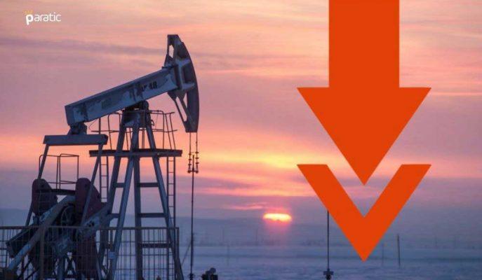 Petrol Fiyatları Stok Verisi Öncesi %4,5'e Yakın Düşüş Gösterdi