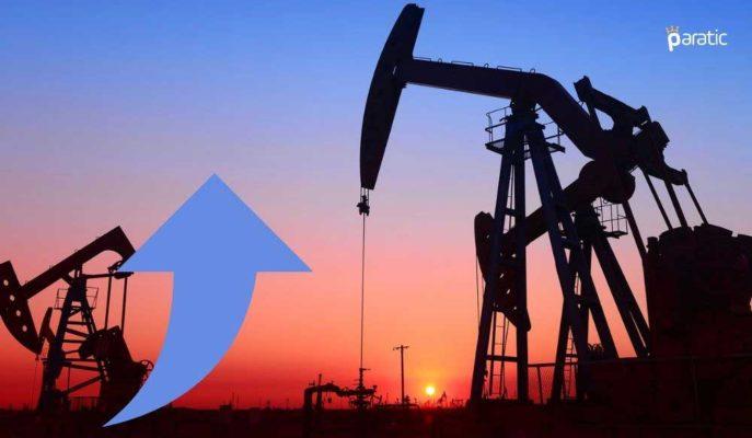 Petrol Üretim Kesintisine Devam Edileceği İyimserliğiyle Yükseldi