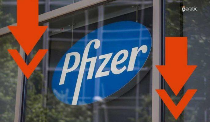 Pfizer Oral Antiviral İlaç Denemelerine Başlarken, Hisseleri Düşüyor