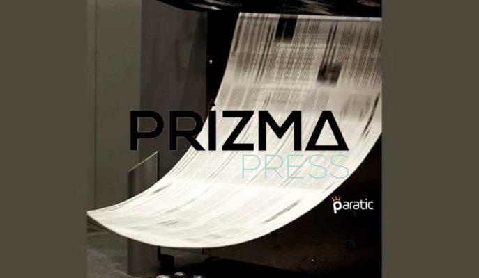 Prizma Pres Hisseleri Yönünü Yukarı Çevirirken Aylık Kaybı %15'in Üstünde