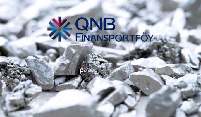 QNB Finans Portföy Gümüş BYF Fiyat Anomalisinin Nedenini Açıkladı