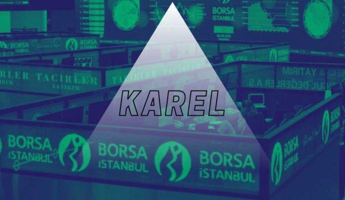 Rekor Tazeleyen Karel Hisseleri 35,36 Lirayı Gördü