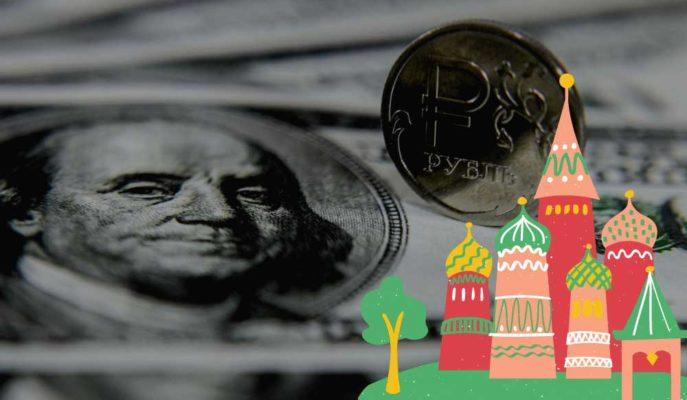 Rus Rublesi Dolar Karşısında 3 Ayın En Güçlü Seviyelerine Yaklaştı
