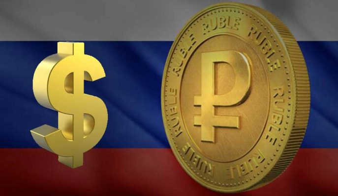 Rusya Doları Tasfiye Etmek için Dijital Ruble Kozunu Kullanacak