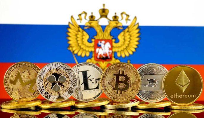 Rusya Kripto Paraları Ruble'ye Dönüştürme İşlemlerini İzliyor