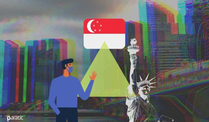 Singapur Gösterge Endeksi FED-Aşı Etkisiyle 13 Ayın En Yükseğine Ulaştı