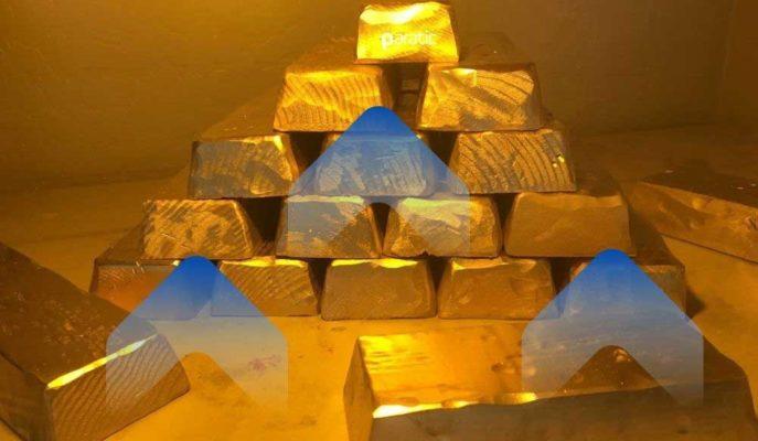 Sınırlı Yükselen Ons Altın 1740 Dolardan İşlem Görüyor