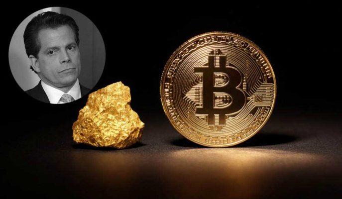 Skybridge Capital CEO'su Scaramucci Bitcoin ile Altını Karşılaştırdı