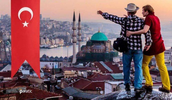 Şubat Ayında Türkiye'ye Gelen Turist Sayısı %68,96 Azaldı
