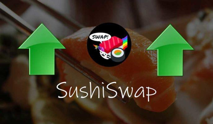 SushiSwap'ın İşlem Hacmi Haftalık Ortalaması ile Tüm Zamanların En Yüksek Seviyesine Ulaştı